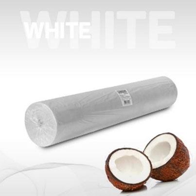 Простыни Standart Plus 70*200 в рулоне белые. 17 гр/м2