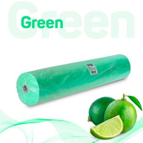 Простыни Standart Plus в рулоне зеленые
