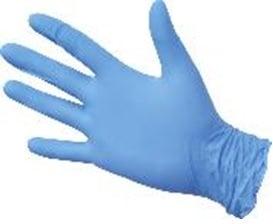 NitriMax Перчатки нитриловые голубые эластичные