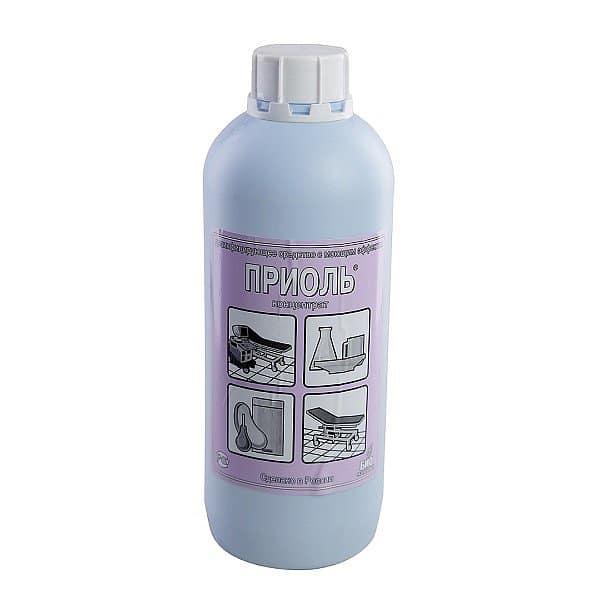 Средство дезинфицирующее Приоль 1 литр