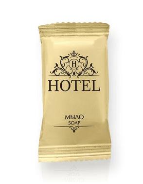 Мыло HOTEL в упаковке флоу-пак, 13 г.