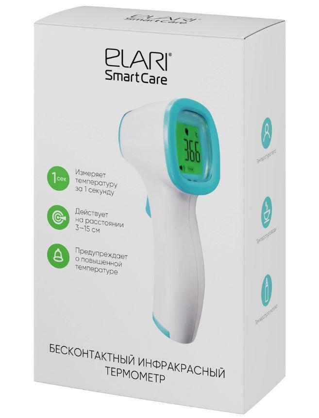Термометр бесконтактный ELARI