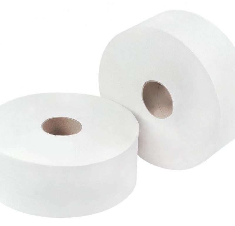 Бумага туалетная Милея Professional 200, 2-ух слойная