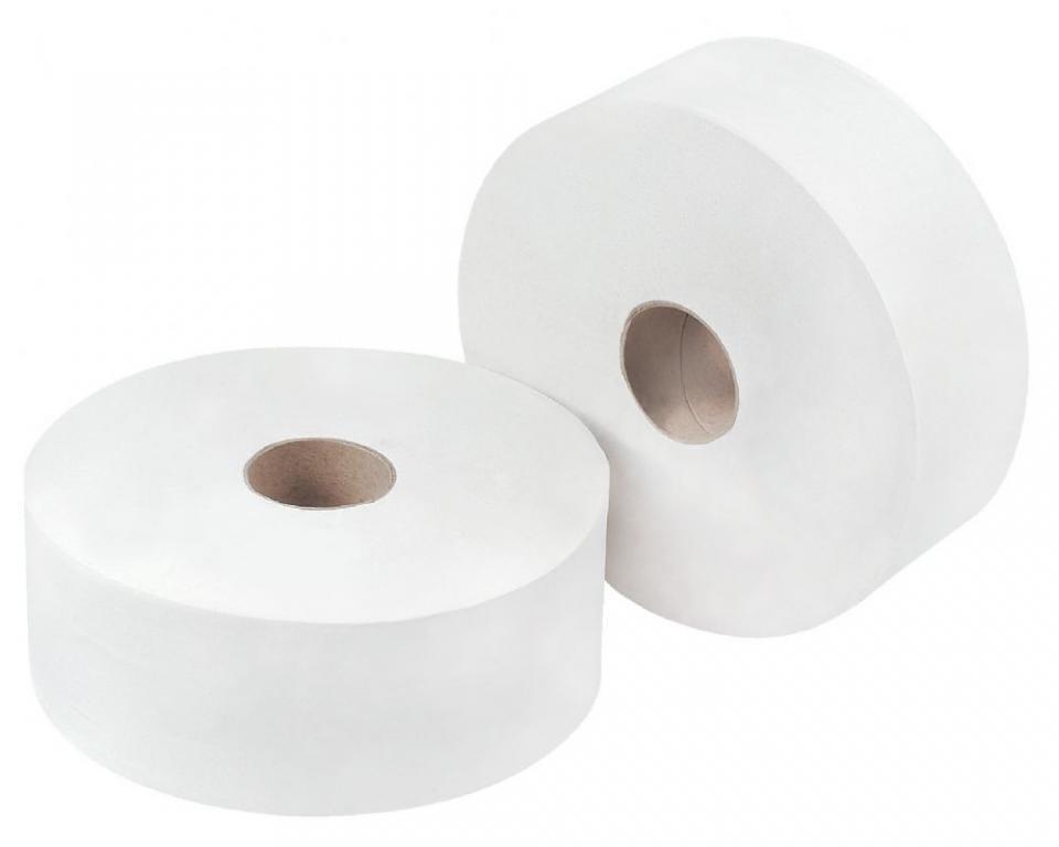 Бумага туалетная Милея Professional 200, 2-слойная