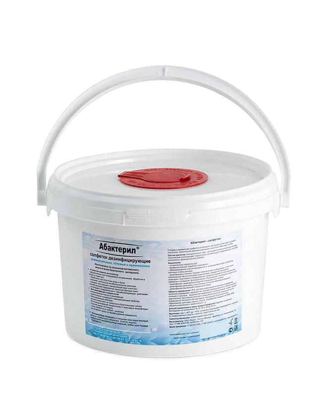 Салфетки дезинфицирующие «Абактерил-актив» (200 шт.)
