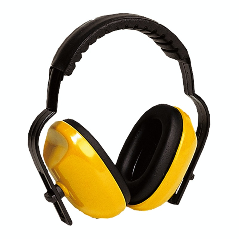 Наушники МАХ 400 25 дБ, желтые, в индивидуальной упаковке