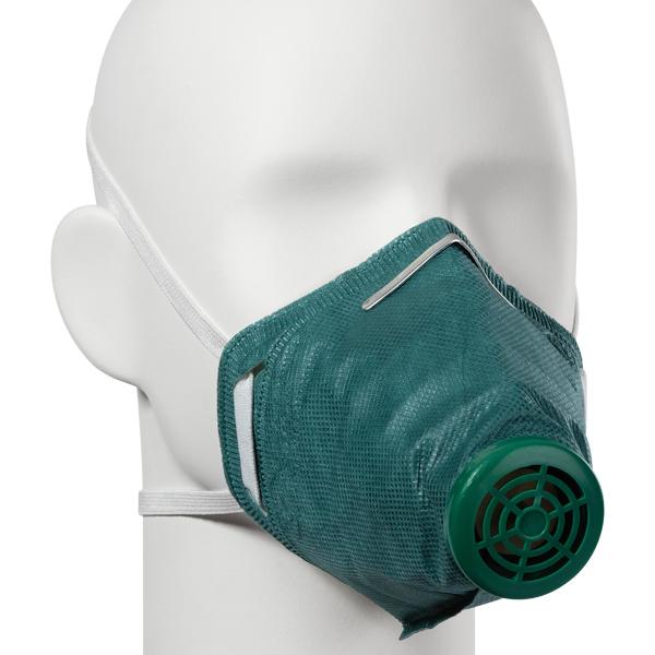 Полумаска «У-2К» Люкс, (спанбонд), индивидуальная упаковка