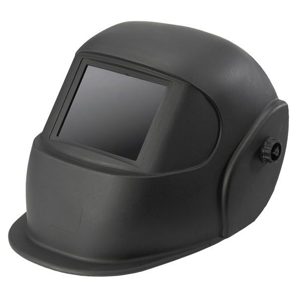 Щиток защитный лицевой для электросварщика «Исток ЕВРО» (реечный механизм)
