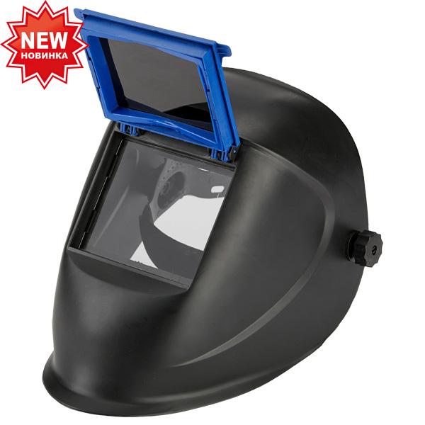 Щиток защитный лицевой для электросварщика «Исток» ПРО с ОБС СФ