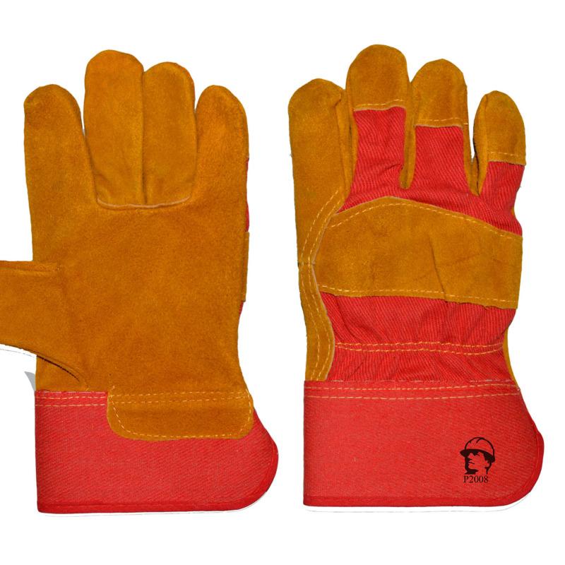 Перчатки «Русские львы» (утеплённые)