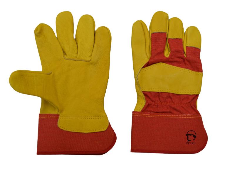 Перчатки «Русский лев СТ» кожаные