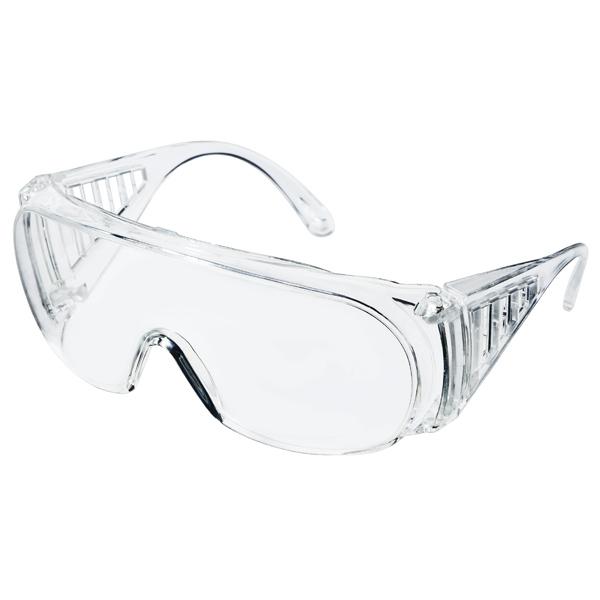 Очки открытые защитные «Исток» (прозрачные)