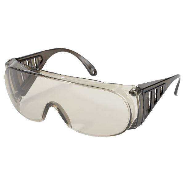 Очки открытые защитные «Исток» (дымчатые)