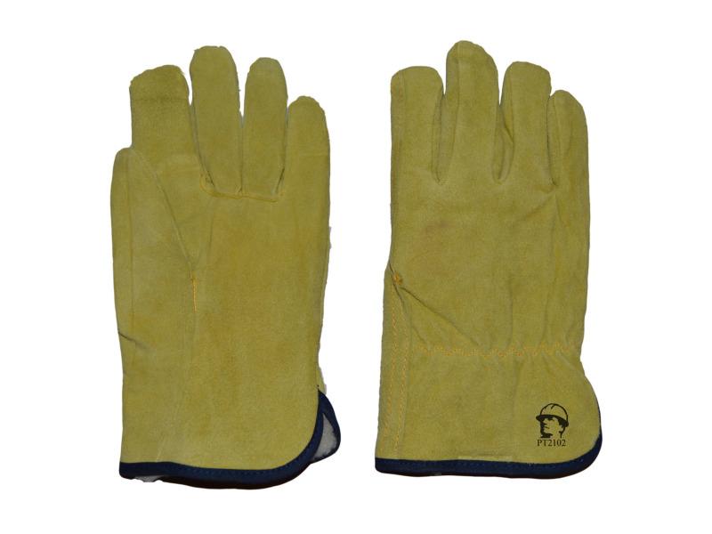 Перчатки «драйвер» (утеплённые)