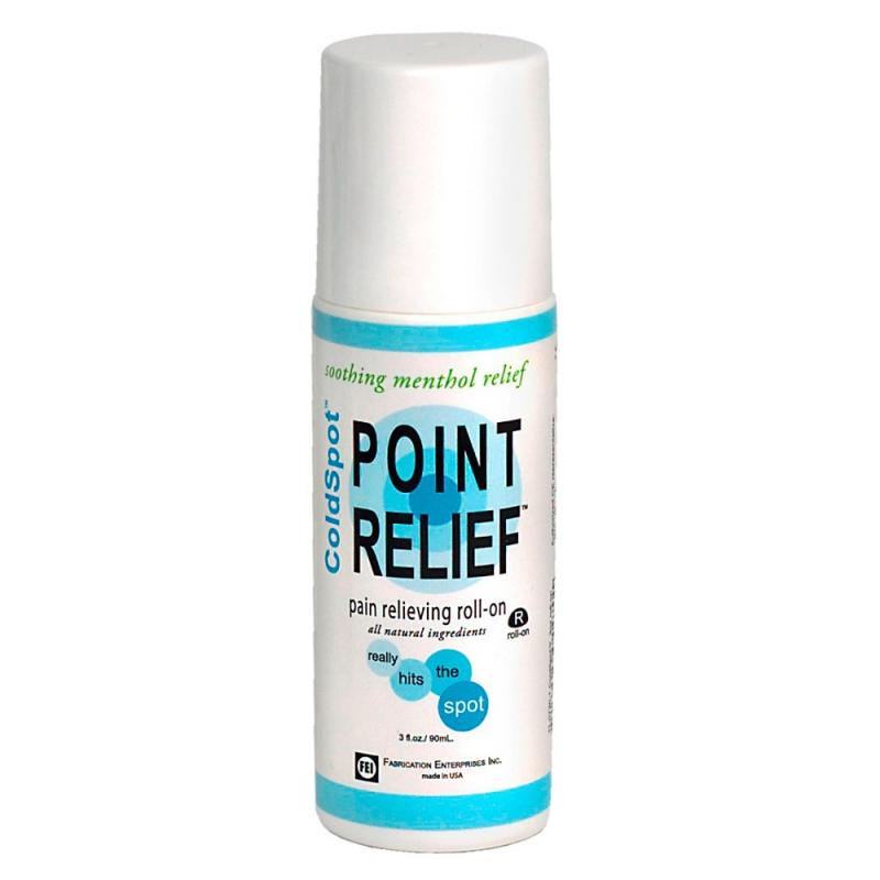 Обезболивающий гель Cold Spot Point Relief с роликом (90 мл)
