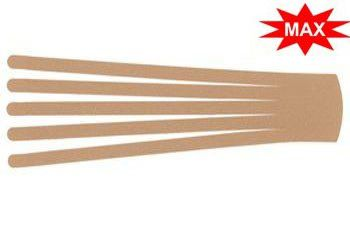 Кинезио тейп преднарезанный BB EDEMA STRIP МАХ 7,5 cм x 25 см бежевый