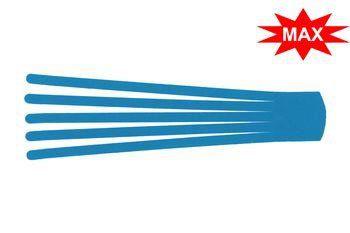 Кинезио тейп преднарезанный BB EDEMA STRIP МАХ 5 cм x 25 см голубой