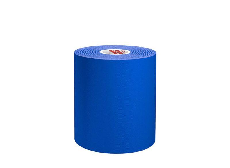 Нейлоновый кинезио BBTape™ Dynamic Tape 7,5см × 5м темно-синий