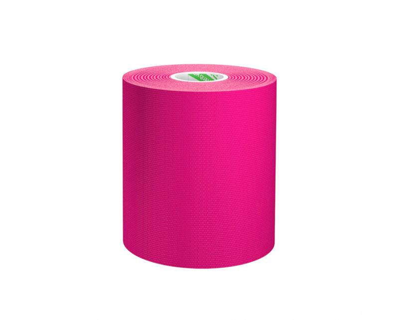 Кинезио тейп BBTape™ LITE 7,5см × 5м розовый